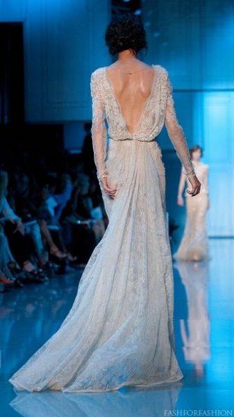 Elie Saab Couture Autumn  Winter  2011 2012