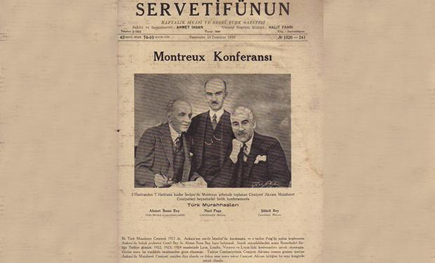 Türk Edebiyatı Ve Dergiciliğinin Temel Taşlarından Servet I Fünûn
