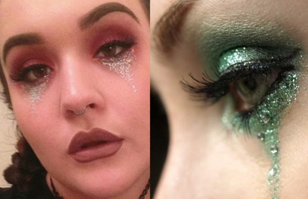 glitter-tear