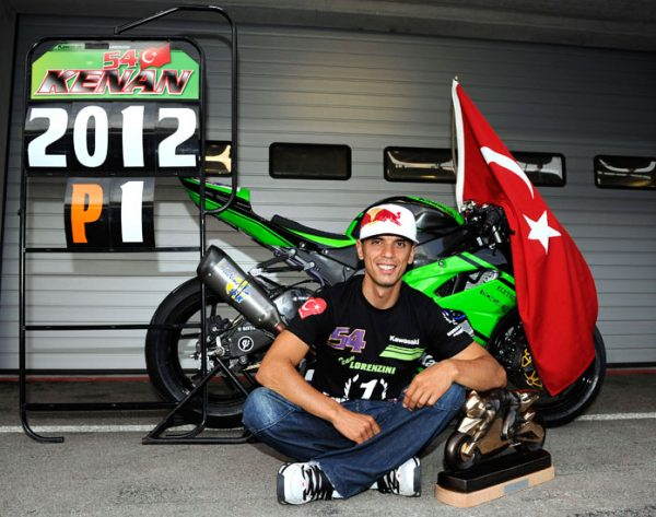 MOTORSPORT - FIM World Championship 2012