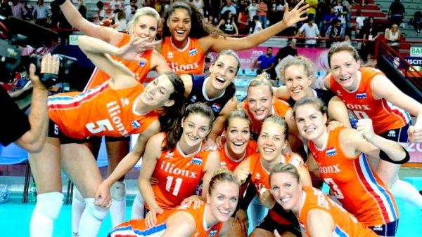 netherlands-volleyball-team