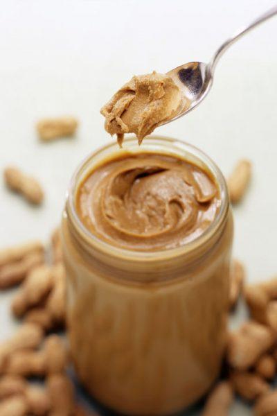 peanut-buttercrophealthy-snacks-at-desk
