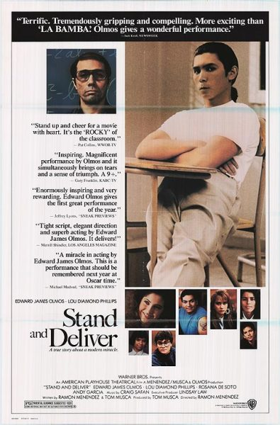 8-Stand and Deliver