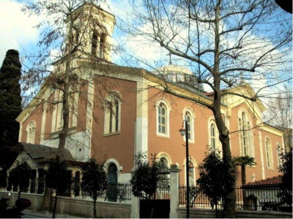 9. Taksiarhis Rum Ortodoks Kilisesi