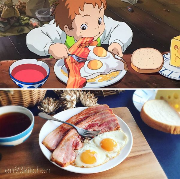 Japanese-woman-recreates-food-from-her-favorite-cartoons-59f99ccde0771__880