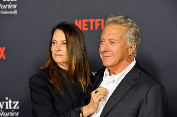"Screening Of Netflix's ""The Meyerowitz Stories (New And Selected)"" - Arrivals"