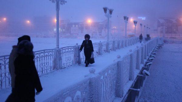 1. Buzlar şehri