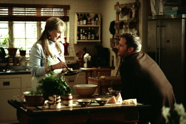 THE HOURS, Meryl Streep, Jeff Daniels, 2002, (c) Paramount