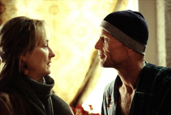 THE HOURS, Meryl Streep, Ed Harris, 2002, (c) Paramount