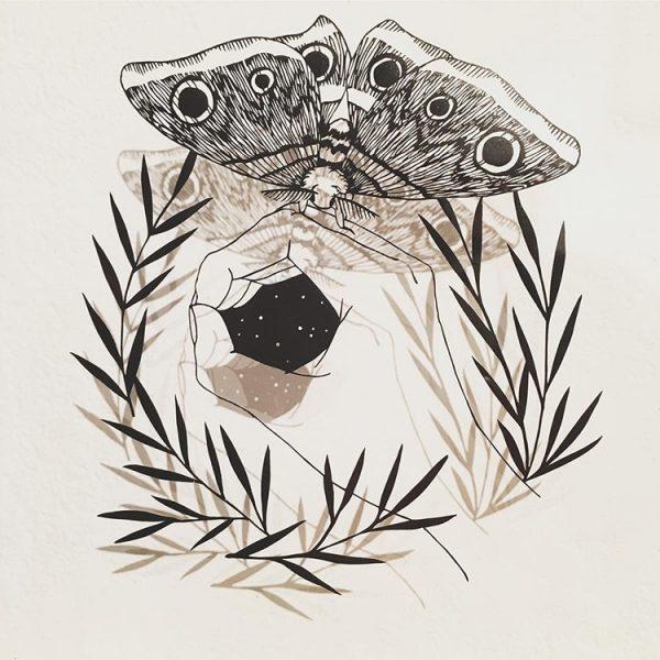 kanako-abe-kagit-illustrasyonları-2