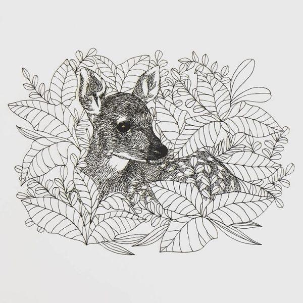 kanako-abe-kagit-illustrasyonları-6