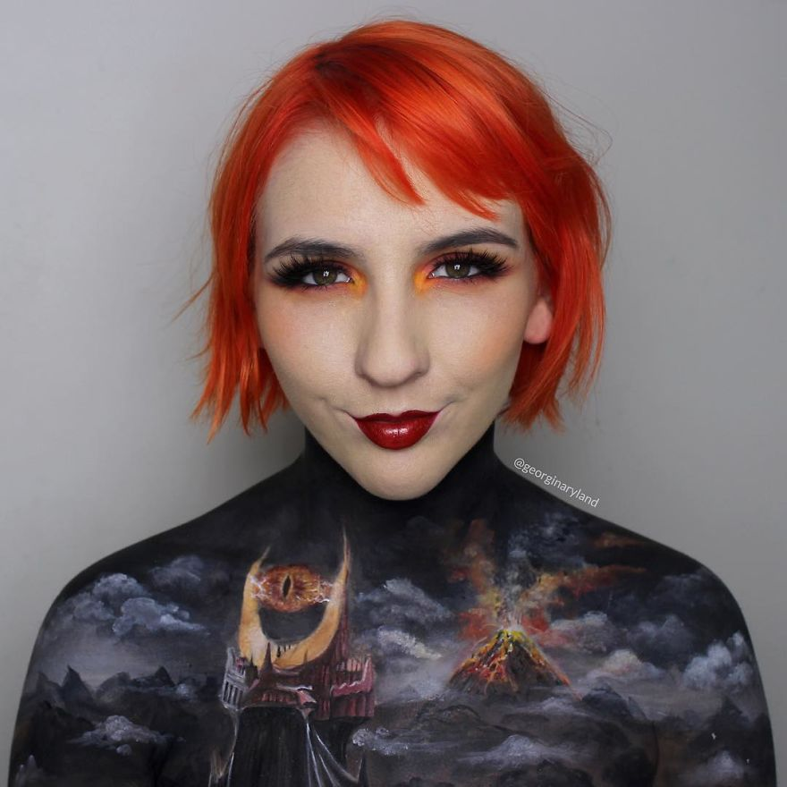 Makeup-artist-Georgina-Ryland-is-using-her-body-as-a-canvas-on-Instagram-creating-true-masterpieces-5a5812d719a49__880