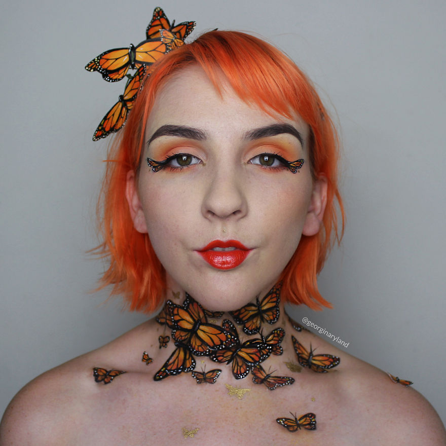 Makeup-artist-Georgina-Ryland-is-using-her-body-as-a-canvas-on-Instagram-creating-true-masterpieces-5a5812f836e26__880