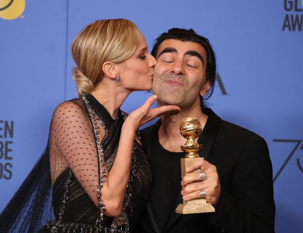 75thGolden Globe Awards – Photo Room – Beverly Hills
