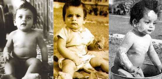 SRK-as-a-baby