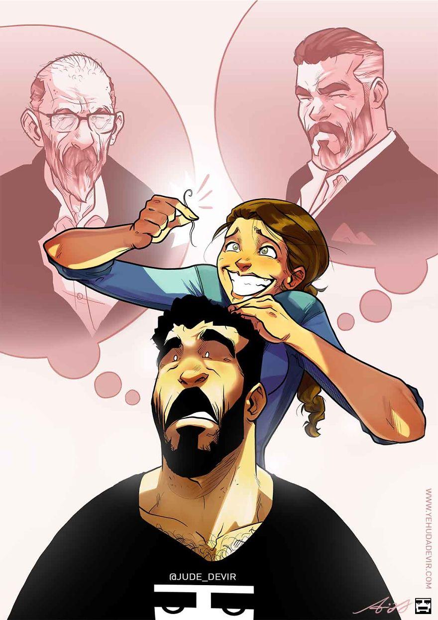 husband-wife-relationship-illustrations-yehuda-devir-5-5a4e4ad057785__880
