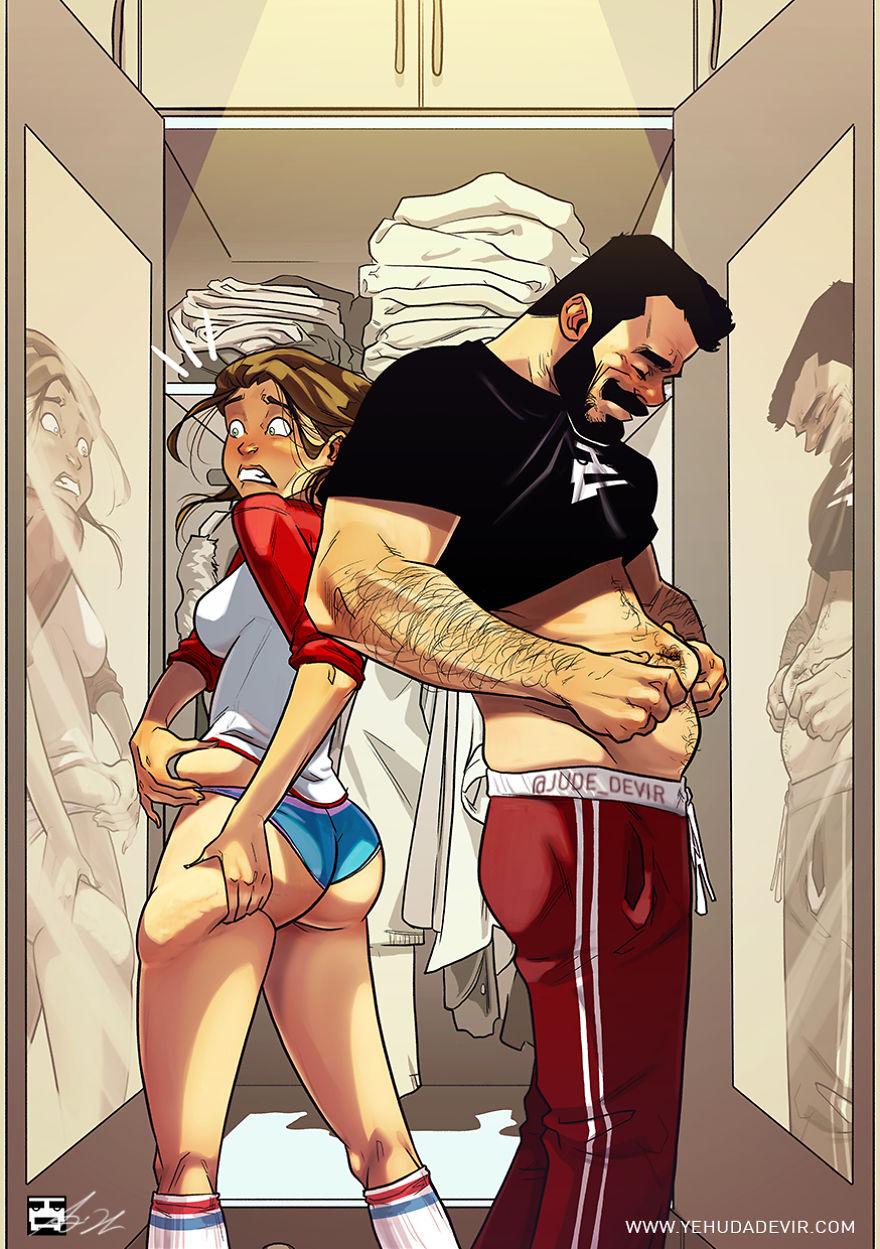husband-wife-relationship-illustrations-yehuda-devir-9-5a4e4adc2743f__880