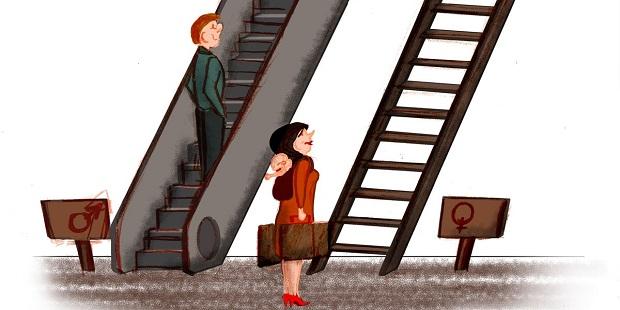 iş hayatında cinsiyet eşitsizliği ile ilgili görsel sonucu