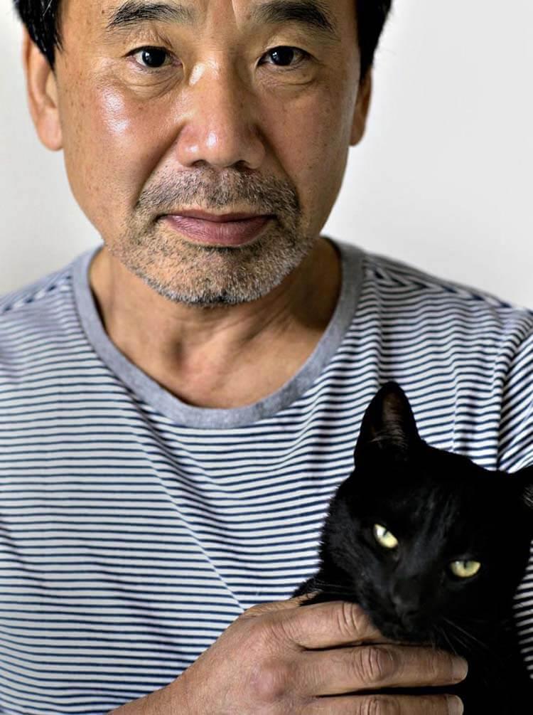 Haruki Murakami Kedi İle