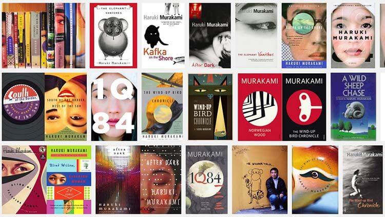 Haruki Murakami Romanlar