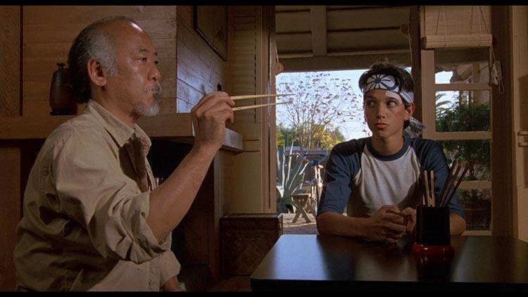 Kahramanın Sonsuz Yolculuğu Karate Kid Miyagi San