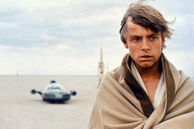 Kahramanın Sonsuz Yolculuğu Luke Skywalker Star Wars