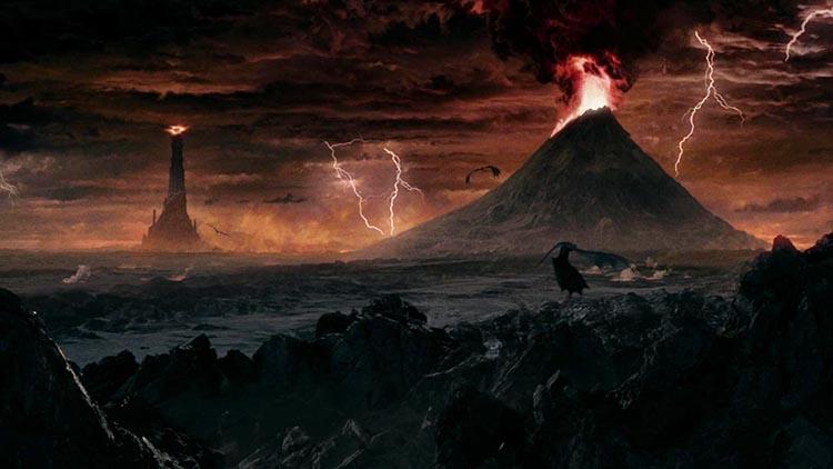 Kahramanın Sonsuz Yolculuğu Mordor