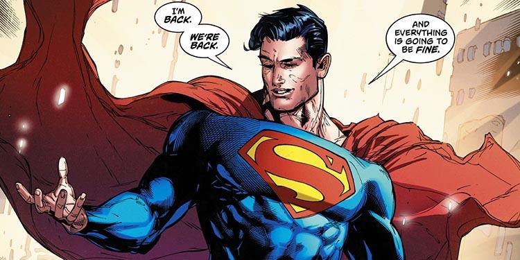 Kahramanın Sonsuz Yolculuğu Superman'in Dönüşü