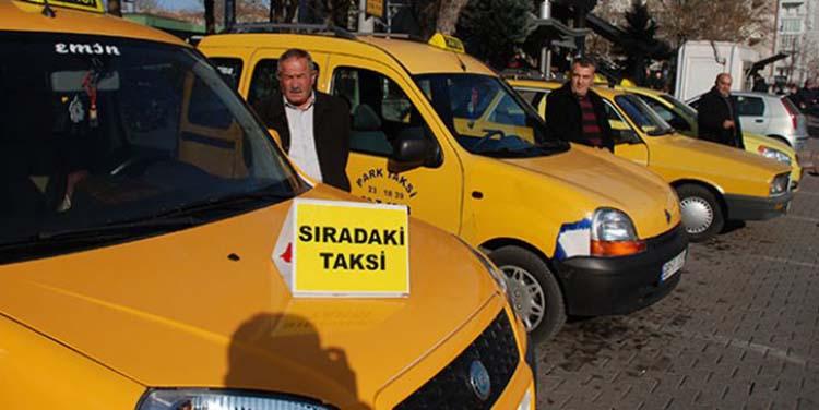 Taksi Sırası