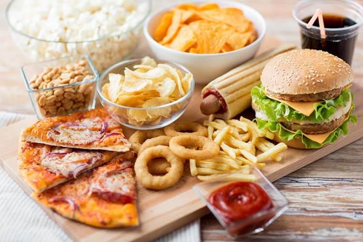 uyku problemi fast food