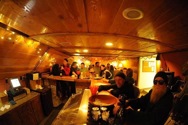 Antarktika Şarap Evi