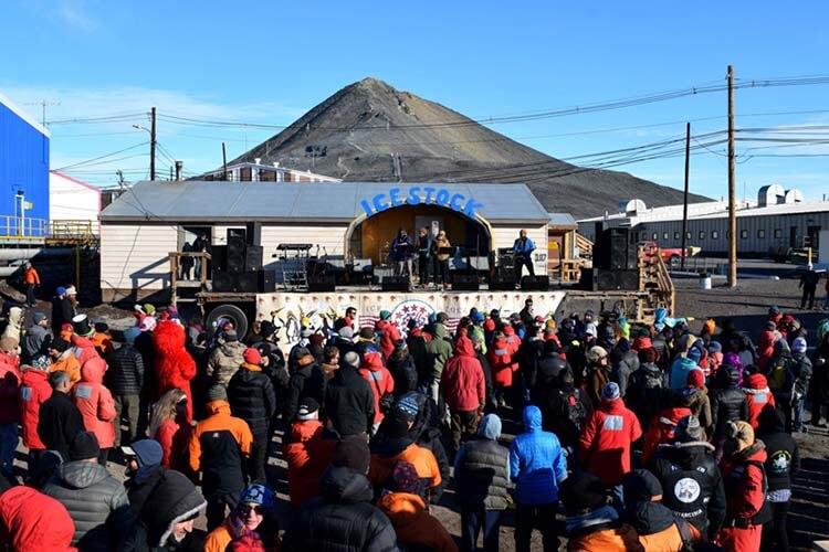 Antarktika Icestock