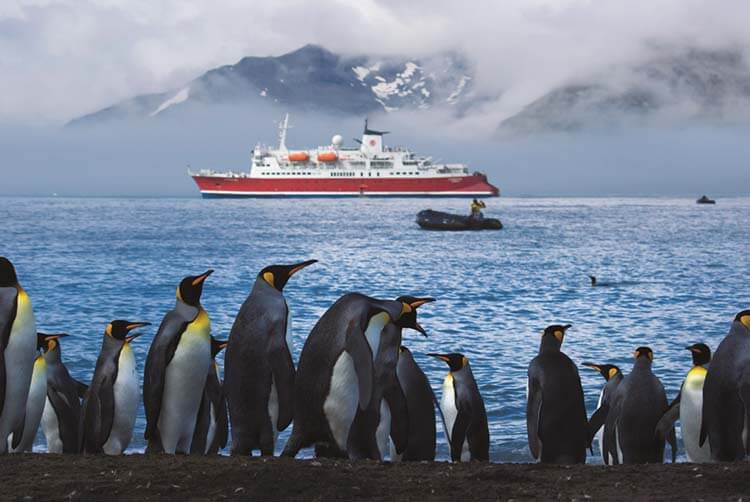 Antarktika turizm