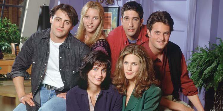 30'lu yaşları sevme nedenleri Friends