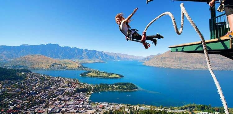 30'lu yaşları sevme nedenleri çılgınlık bungee jumping