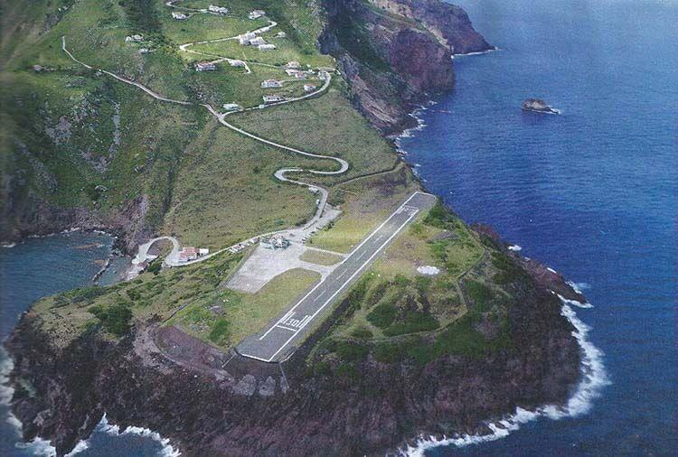 Dünyanın En Tuhaf Havaalanları Jancjo Havaalanı