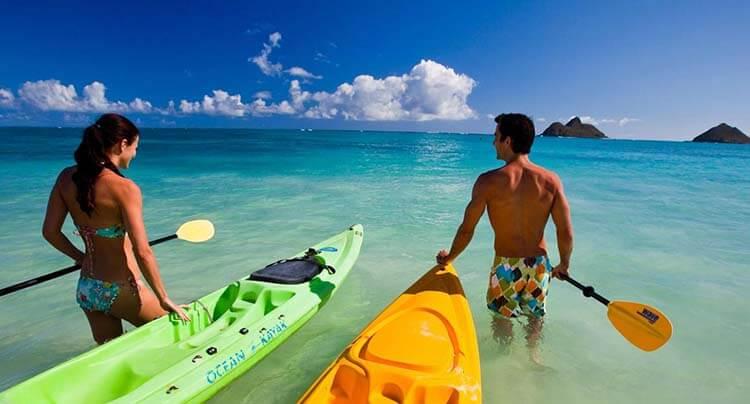 Ilıman iklimli yerler Hawaii