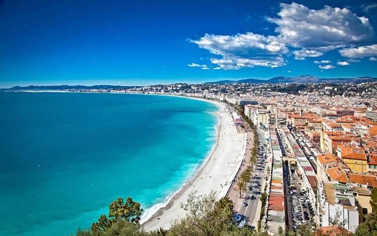 Ilıman iklimli yerler Nice