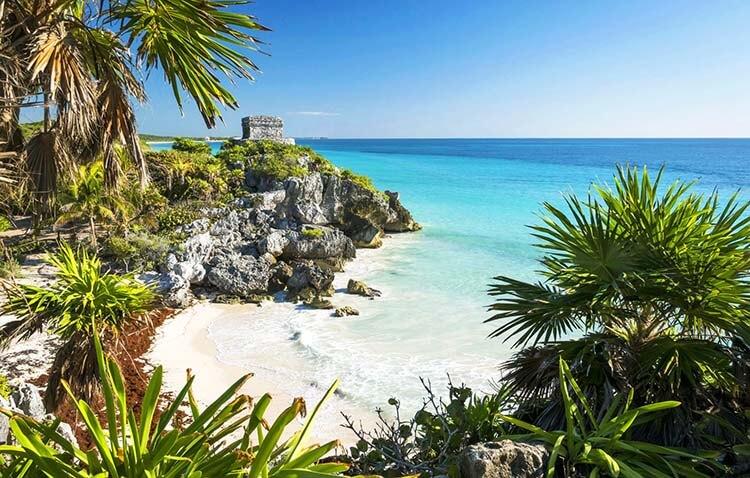 Ilıman iklimli yerler Yucatan
