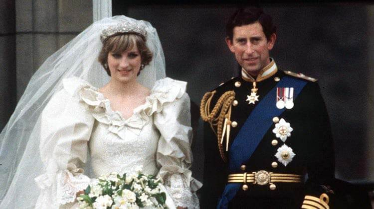 Prens Charles - Prenses Diana