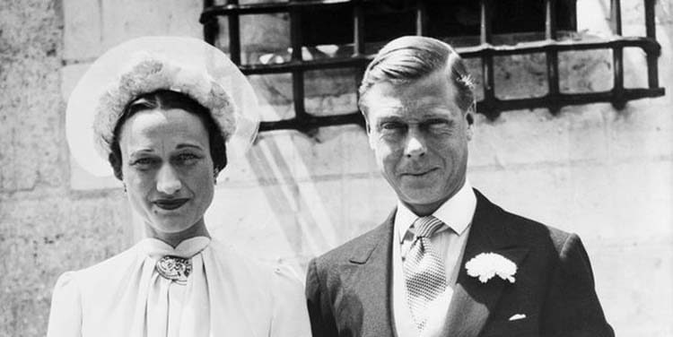 Prens Edward - Wallis Simpson
