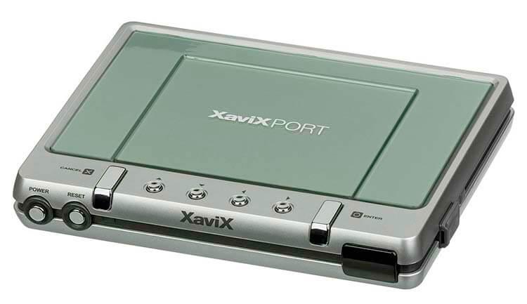 Tuhaf oyun konsolu XaviXPORT