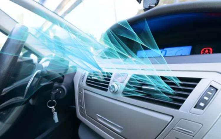 Uykusuz araba kullanma serin hava klima