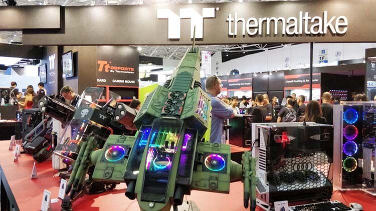 ilginç bilgisayar kasaları thermaltake fighter plane