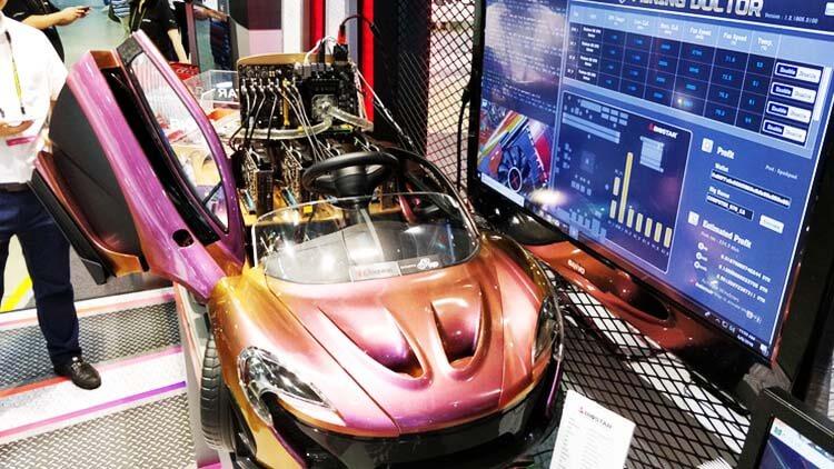 ilginç bilgisayar kasaları biostar convertible miner