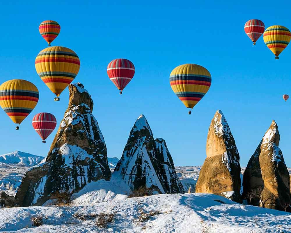 Peri Bacaları Nasıl Oluşmuştur? Kapadokya'daki Peri