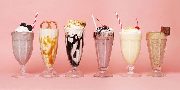 milkshake tarifi ile ilgili görsel sonucu