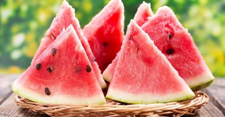 meyve şeker oranı karpuz