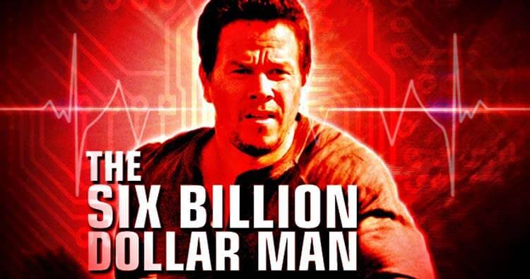 the six billion dollar man film
