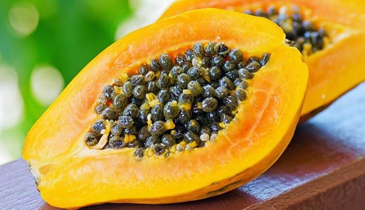 meyve şeker oranı papaya